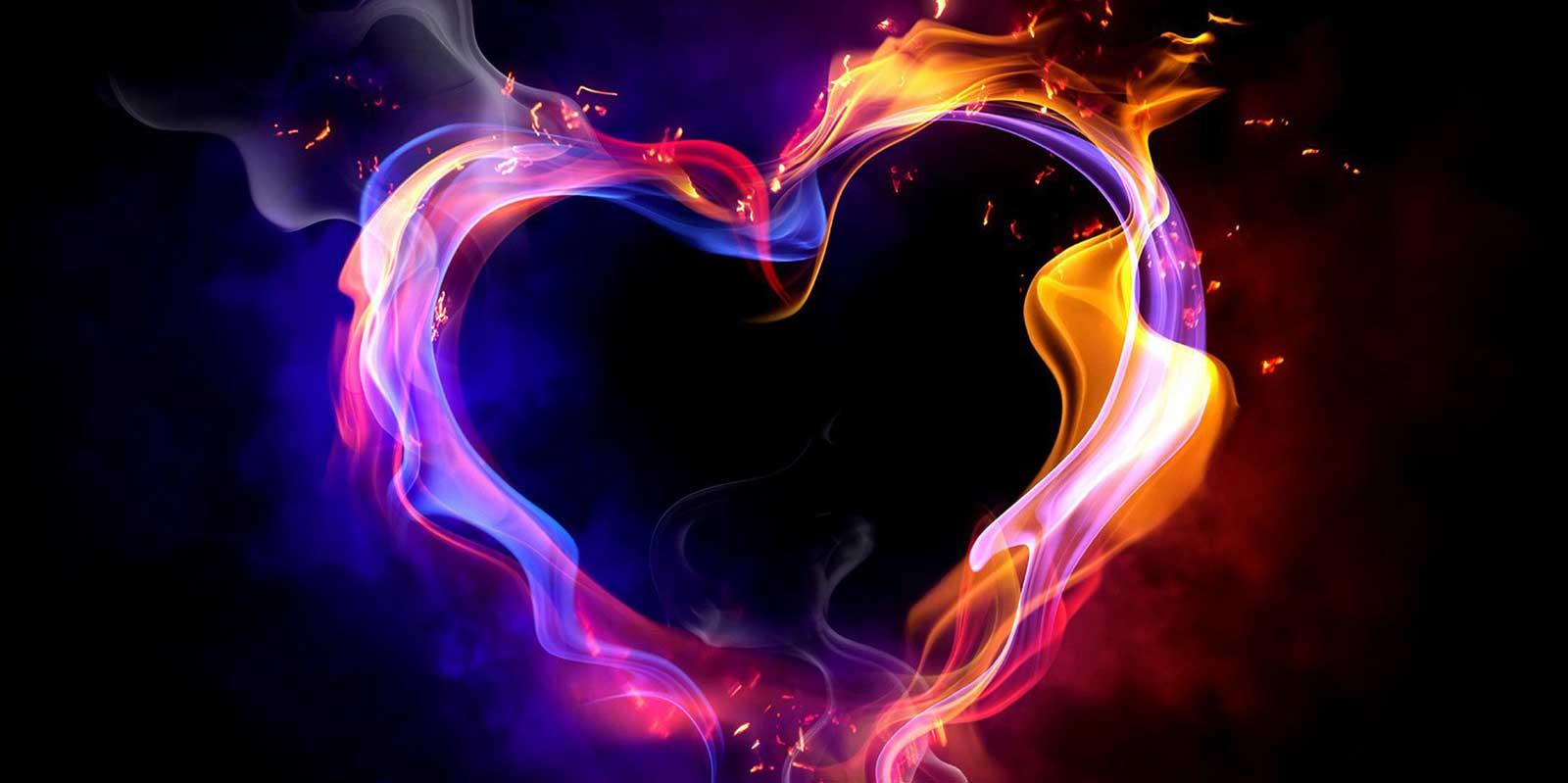 آتش عشق (مجموعه اشعار مسعود مردیها)