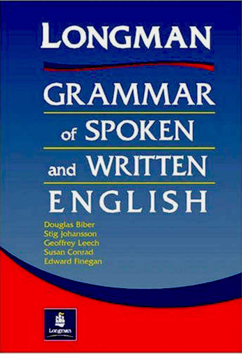 longman-grammar-of-spoken-and-written-english